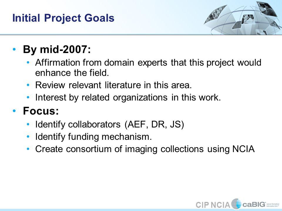 CIP NCIA Nodular Predominantly Non-enhancing