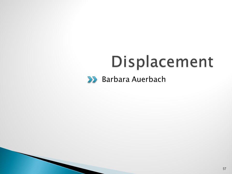 Barbara Auerbach 57