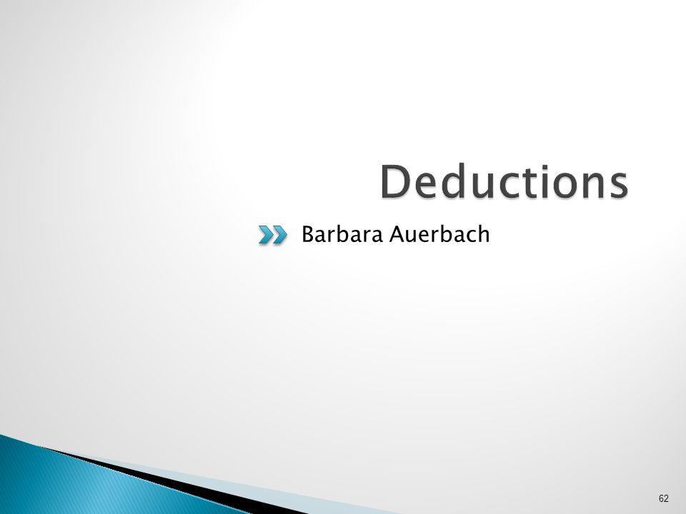 Barbara Auerbach 62