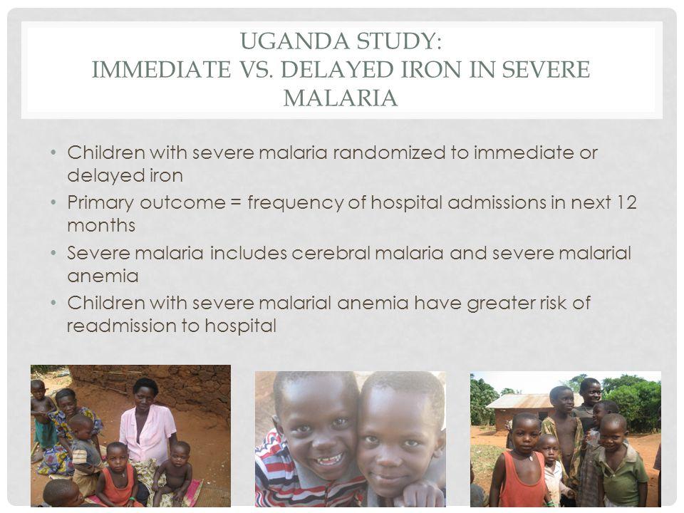 UGANDA STUDY: IMMEDIATE VS.