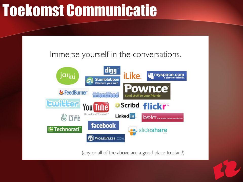 Toekomst Communicatie