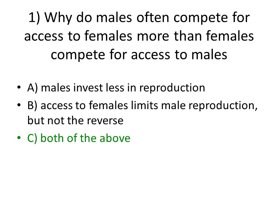 2) Fisherian runaway A) means that selection favors faster running B) depends on a genetic correlation between preference and trait genes C) is a good genes explanation for why females have mating preferences D) means that daughters express the same mating preferences as their brothers E) applies only to birds
