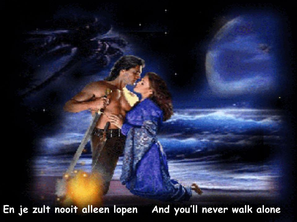 walk on ooo-on with hope in your hearts loop door ooo-or met hoop in jullie harten Loop door Walk on