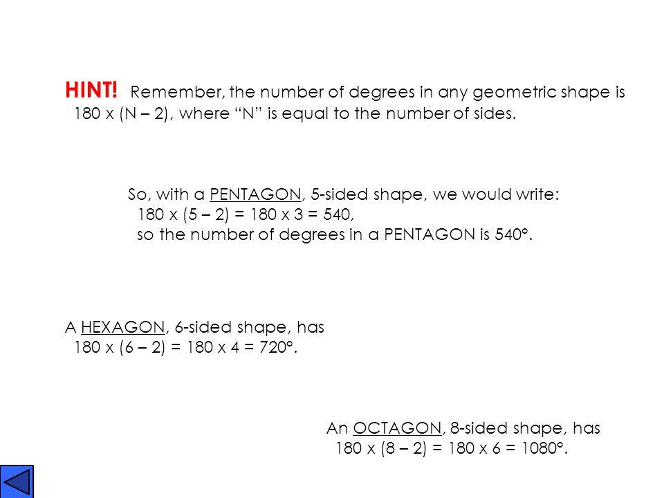 Area = ½ x (b1 + b2) x h AREA OF A TRAPEZOID = ½ x (BASE 1 + BASE 2) x HEIGHT 15 inches 10 inches 5 inches A = ½ x (15 + 10) x 5 A = ½ x (25) x 5 A = 12.5 x 5 AREA = 62.5 square inches