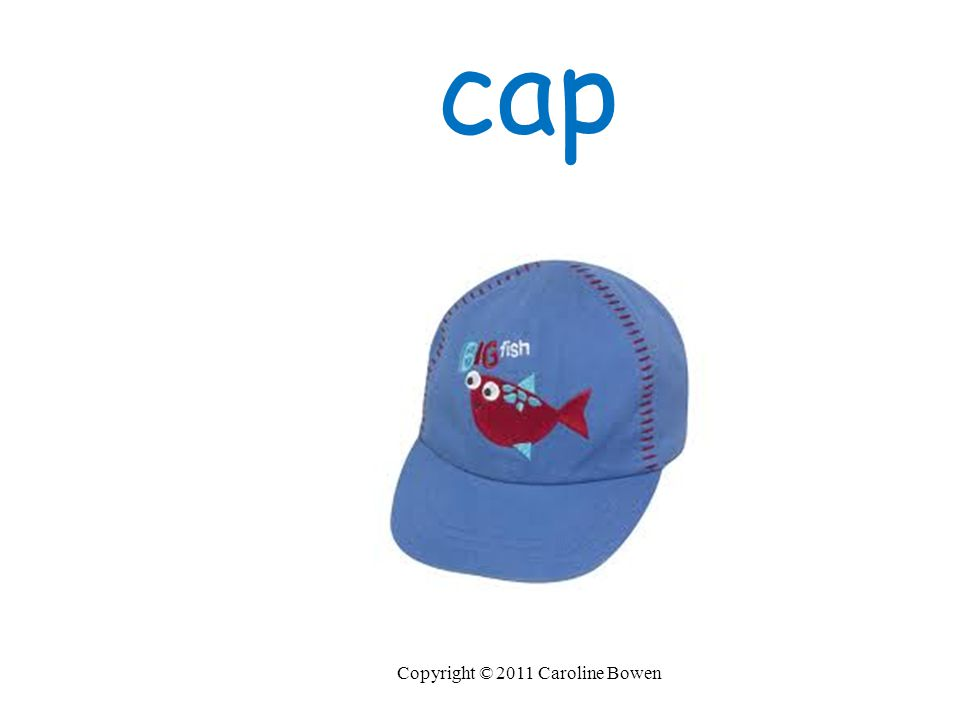 cap Copyright © 2011 Caroline Bowen