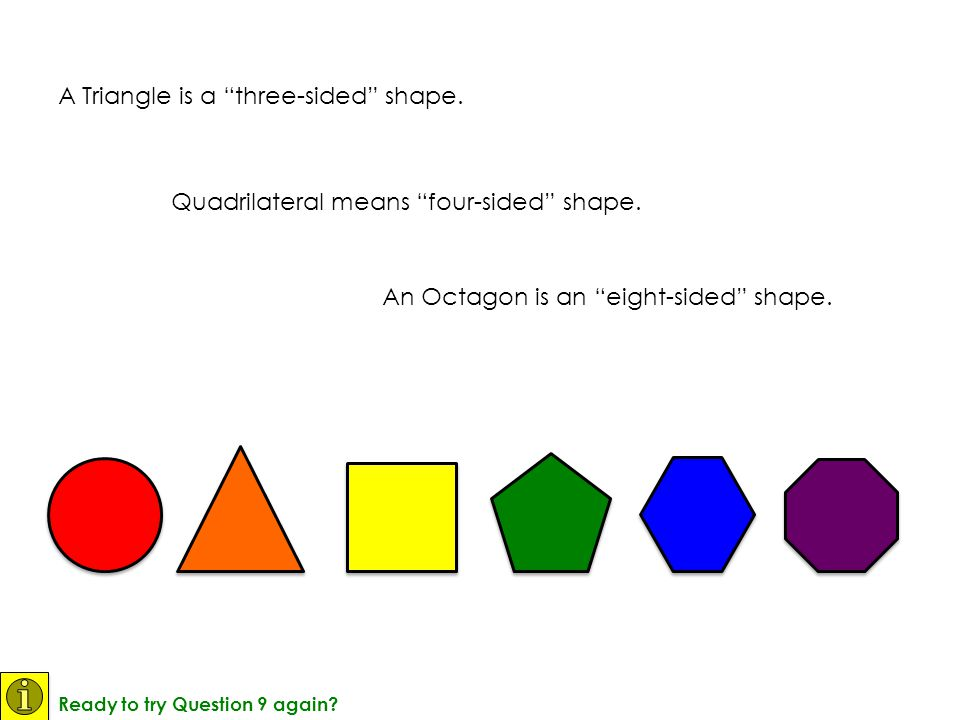 AREA of a QUADRILATERAL is calculated by multiplying the Length (or Base) by the Width (or Height).