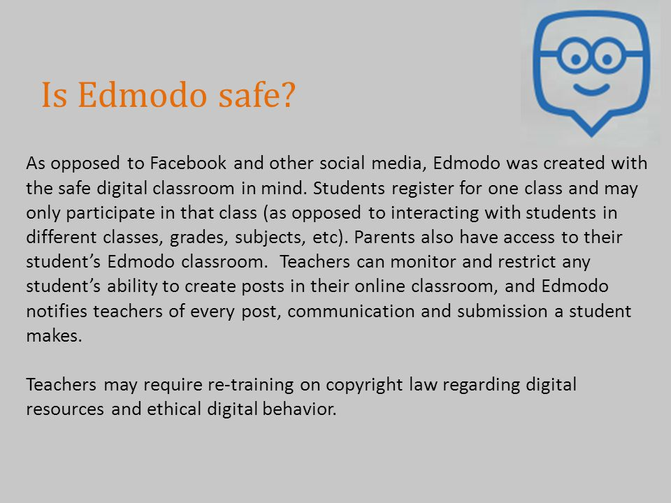 How do we implement Edmodo.