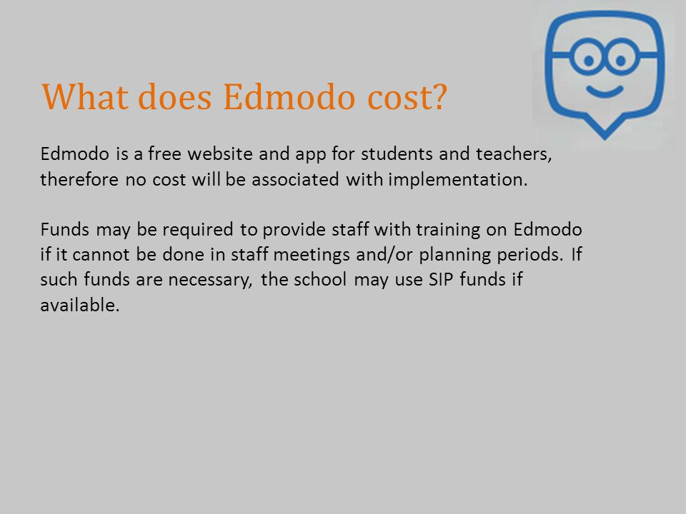 How does Edmodo help students achieve.