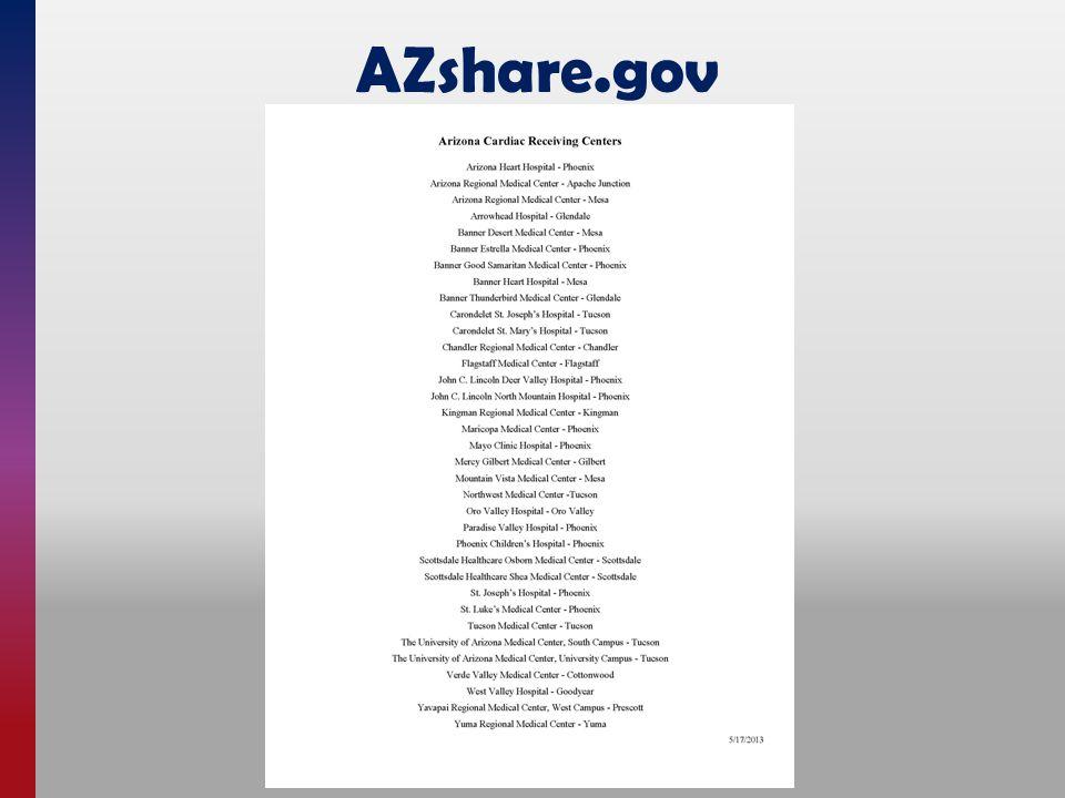 AZshare.gov