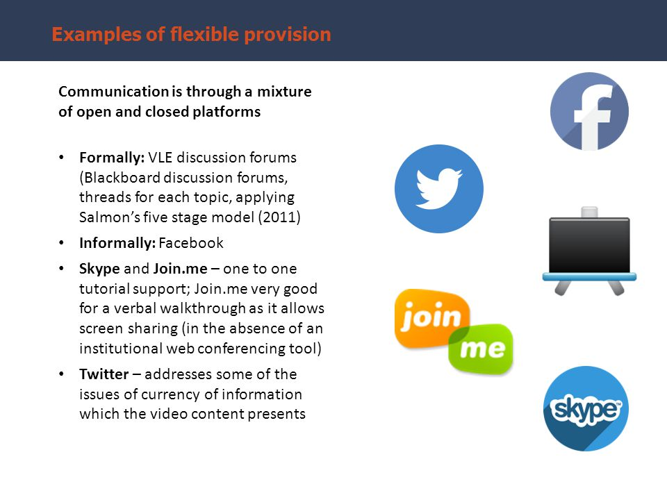 @childhoodUCD Examples of flexible provision