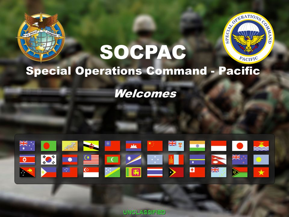 Command Video 2 Click the link below to view the SOCPAC Command Video from the SOCPAC Web Server (File Size approx.