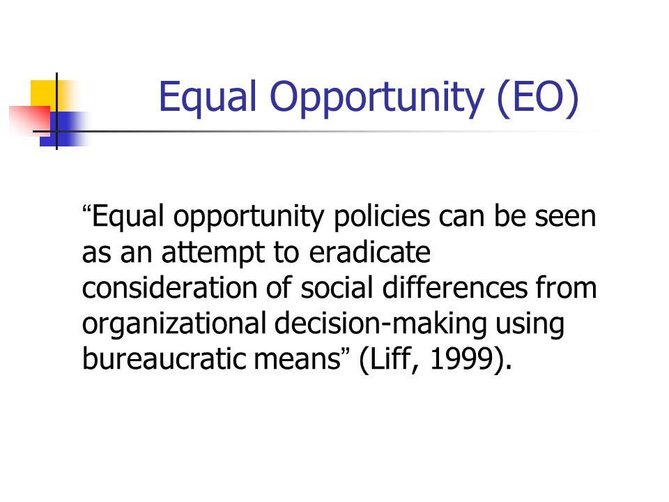 Why Diversity Management.