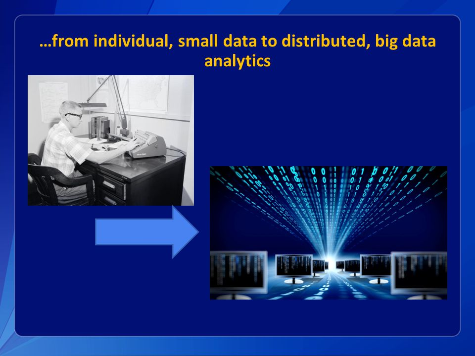What are the opportunities in emerging informatics trends for Public Health.
