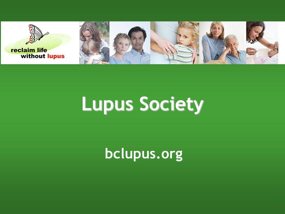 bclupus.org Lupus Society