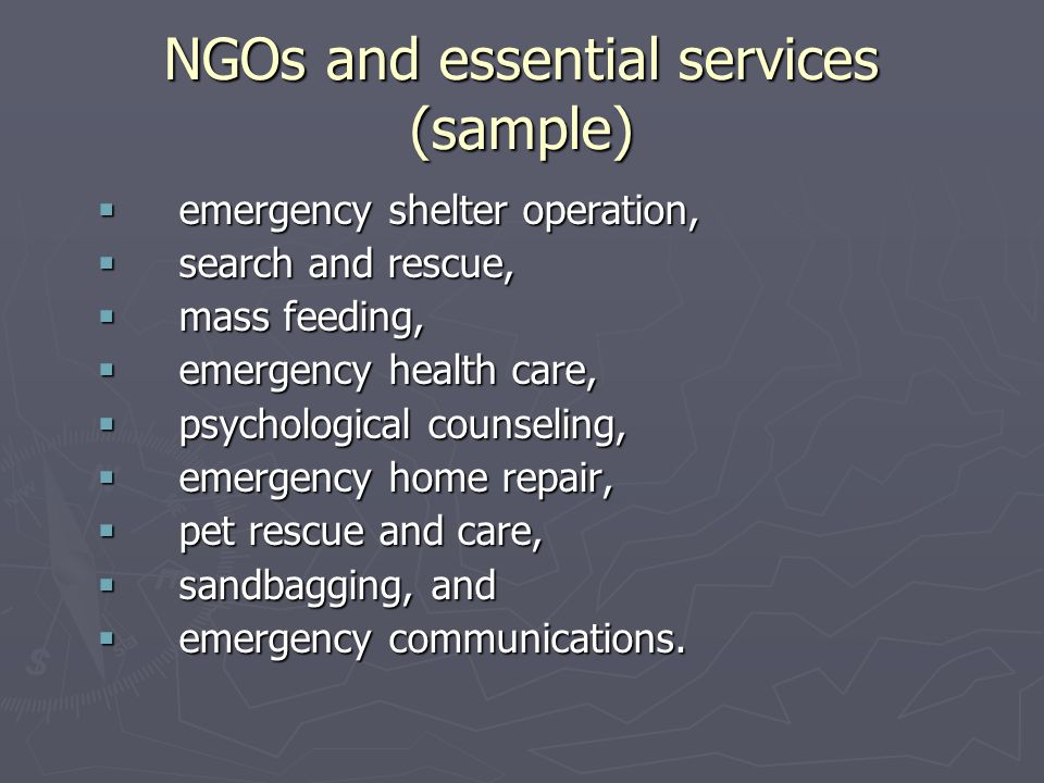 Guidelines for faith-based NGOs ► InterAction, for example, has guidelines for its members to encourage sensitivity to religious differences.