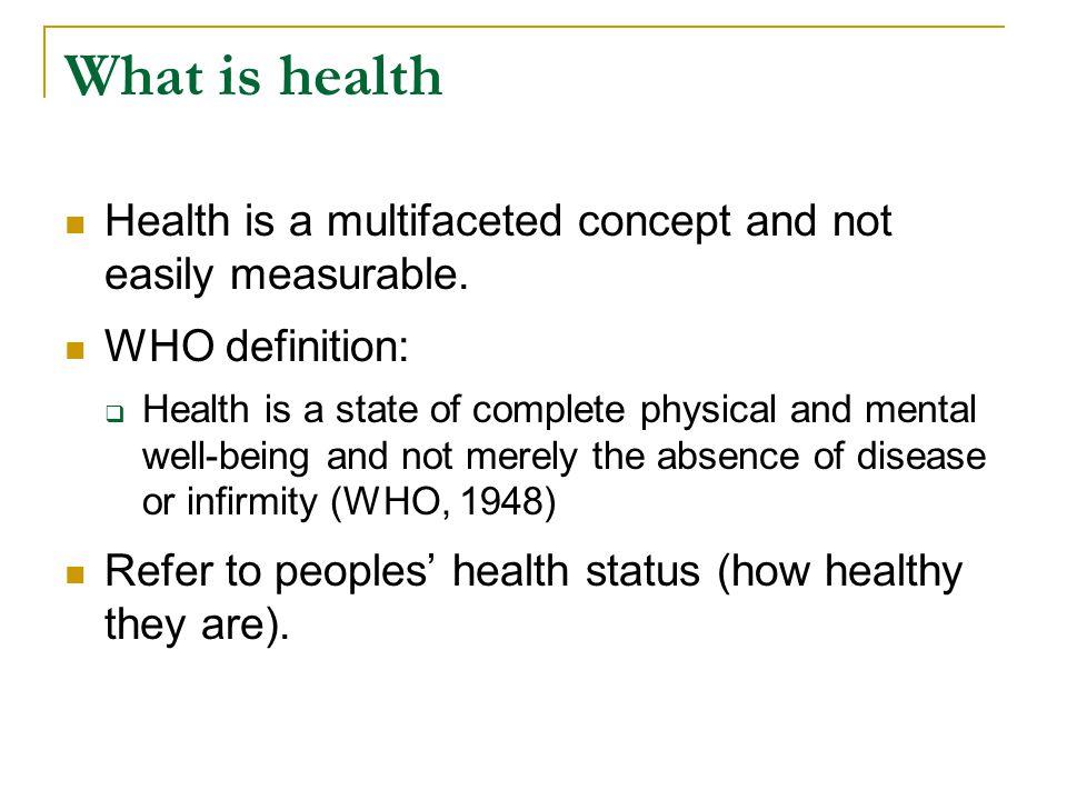 Causes of Death in US, 2000 Source: Mokdad et al, 2004