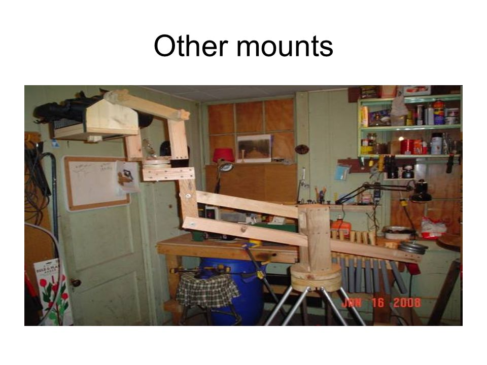 Other mounts