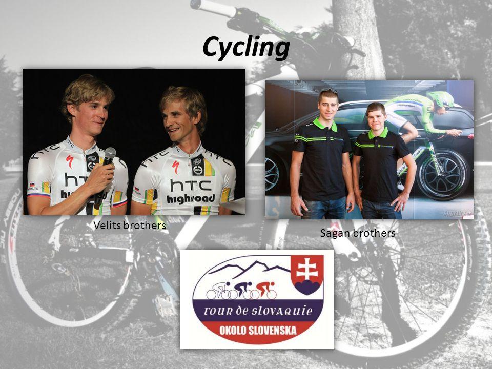 Cycling Velits brothers Sagan brothers