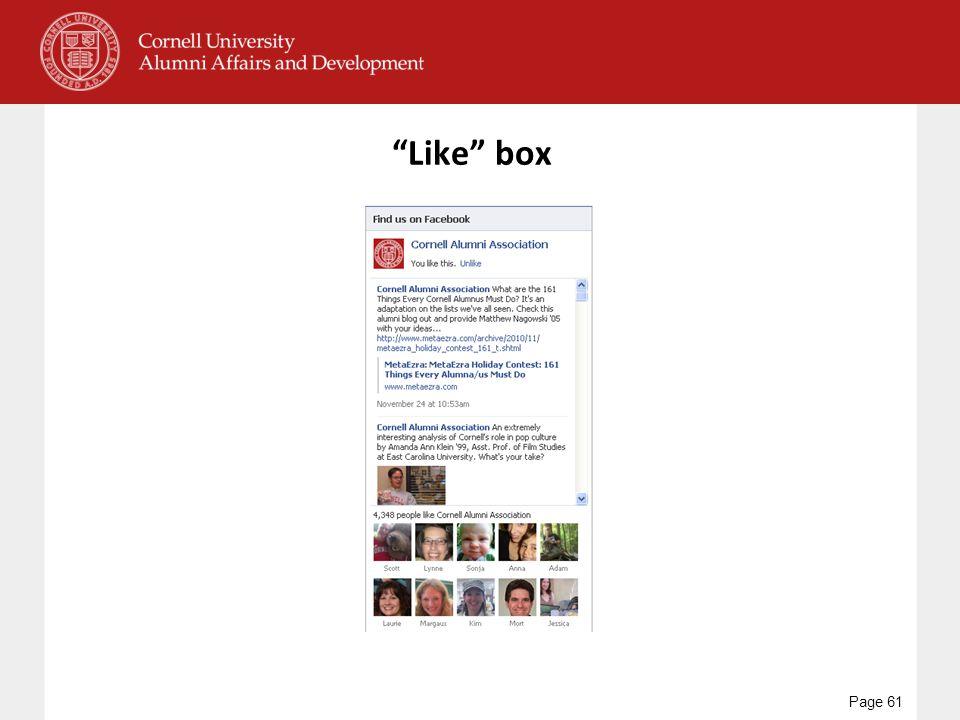 Like box Page 61