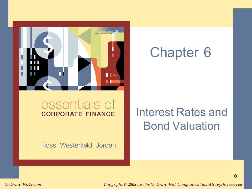 1-11 6 NC-11 11 Interest Rate Risk Change in price due to changes in interest rates –Interest rates up, bond price down.