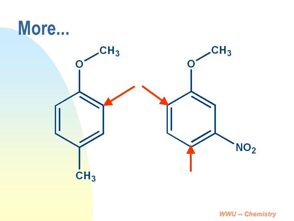 WWU -- Chemistry More...