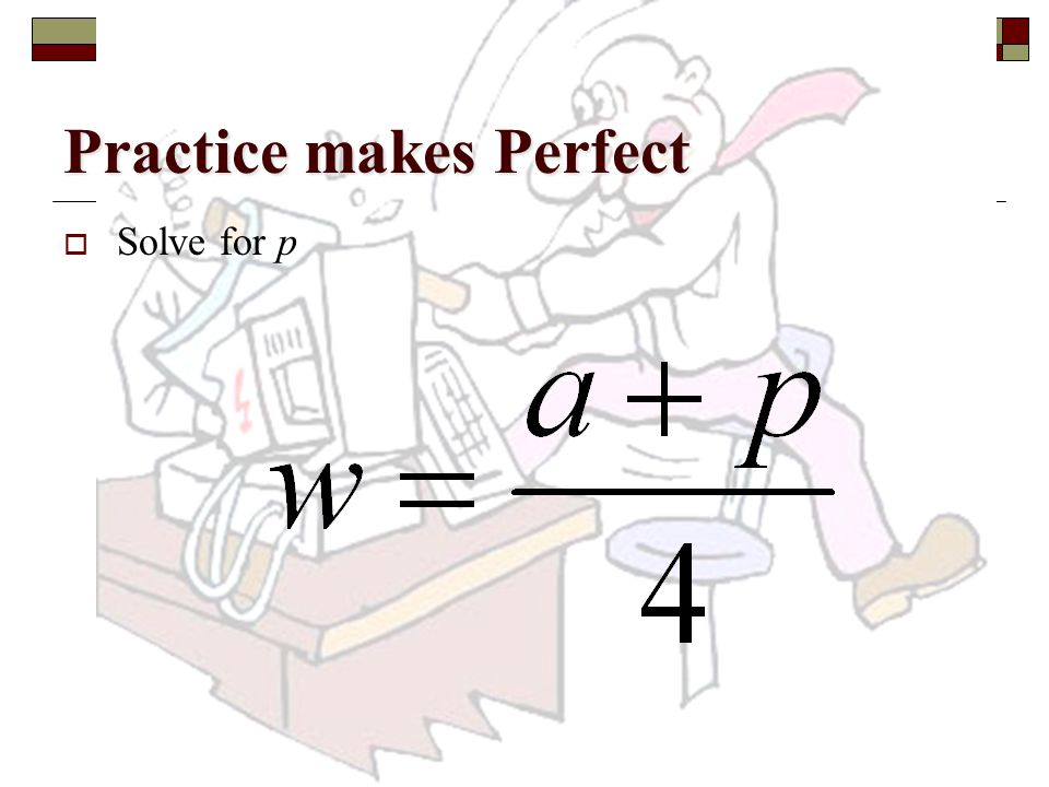Practice makes Perfect  Solve for e T = EA