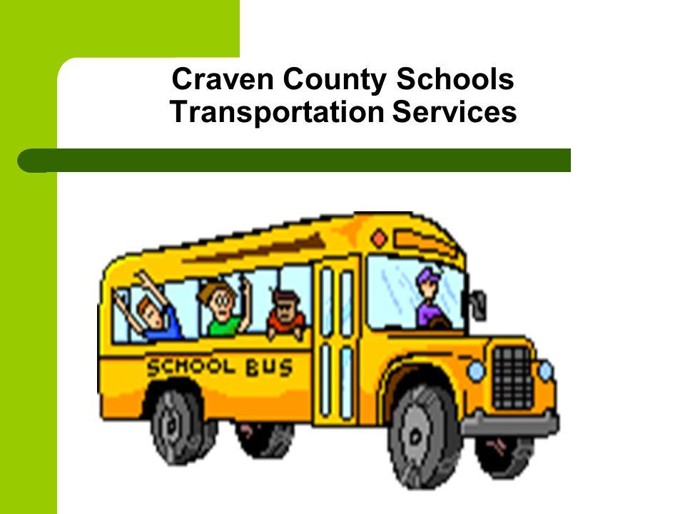 Craven County Schools Transportation Services