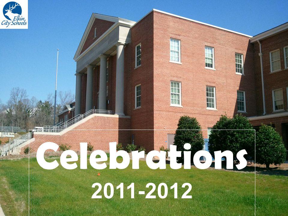 Celebrations 2011-2012