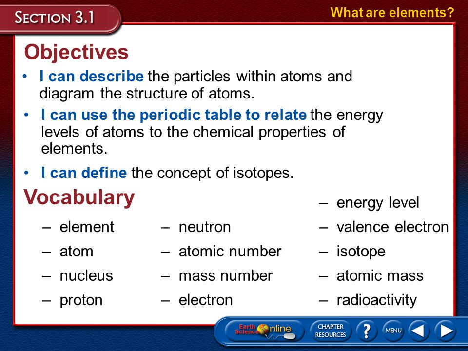 _______ The number of protons can differ from atom to atom in the same element.