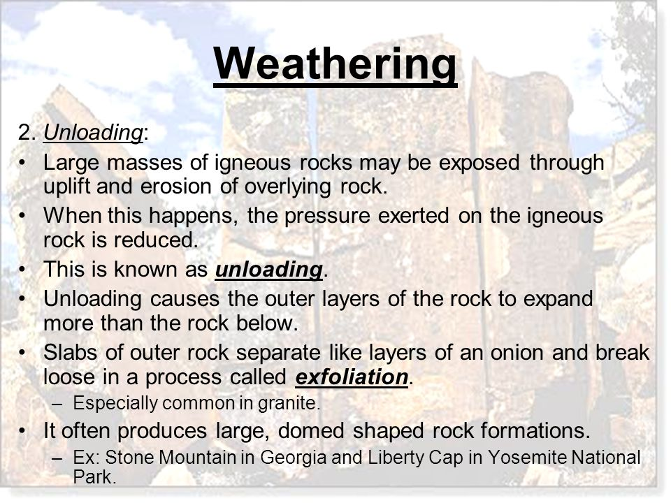 Which of the following is the result of chemical weathering.