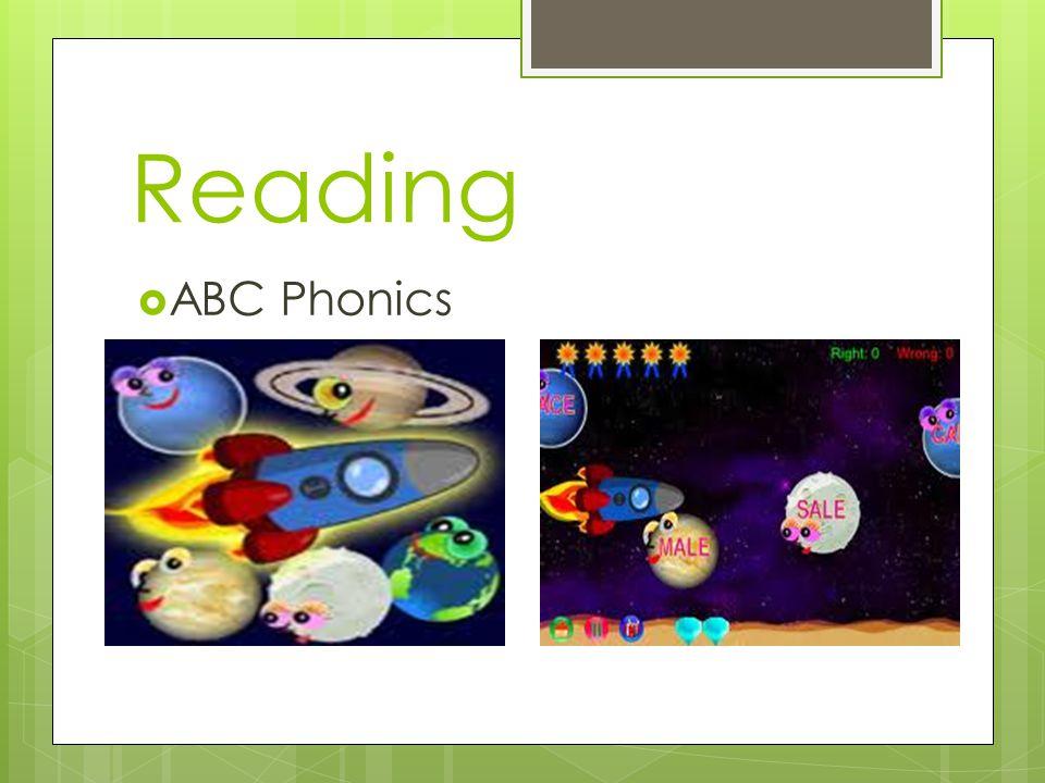 Reading  ABC Phonics
