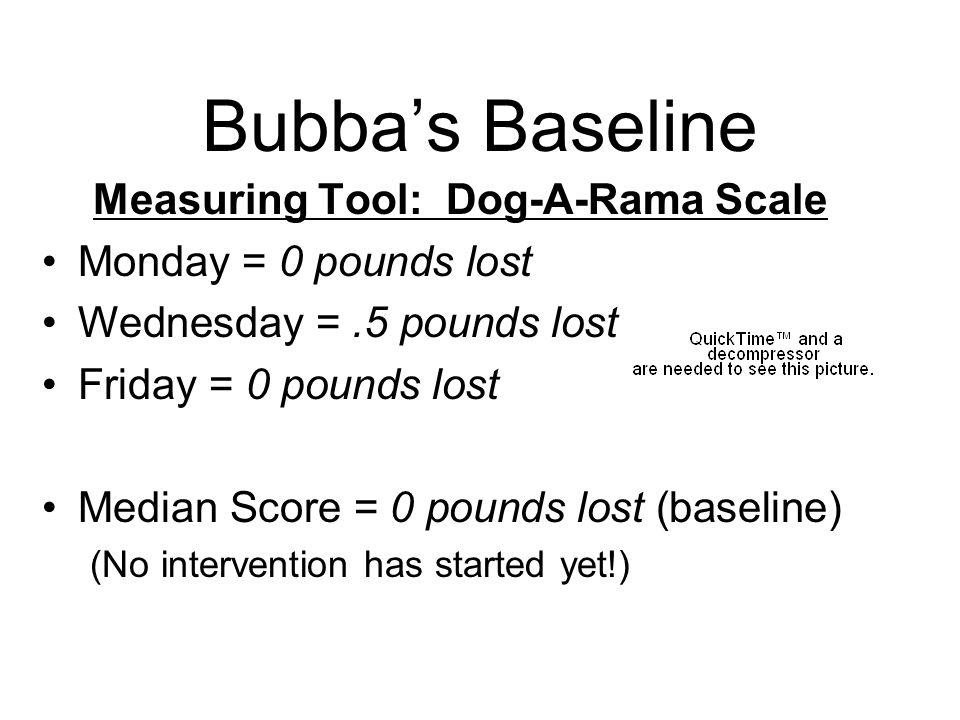 Meet Bubba