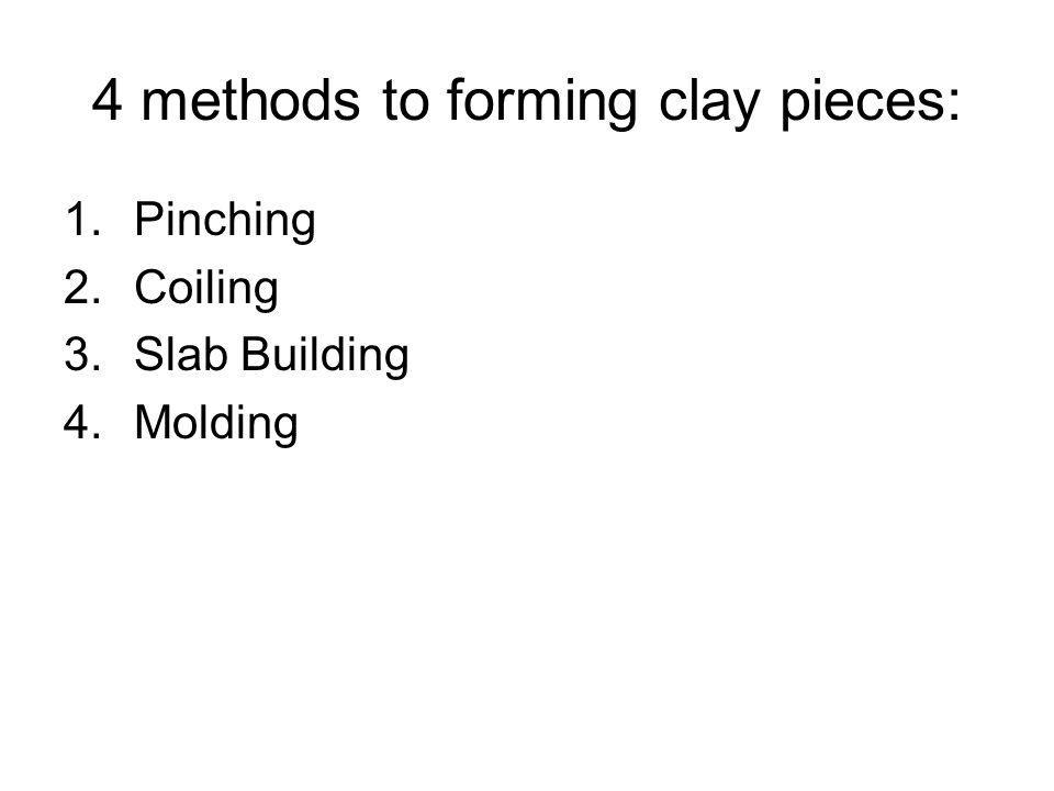 Why is it important to control the speed that your clay piece dries.