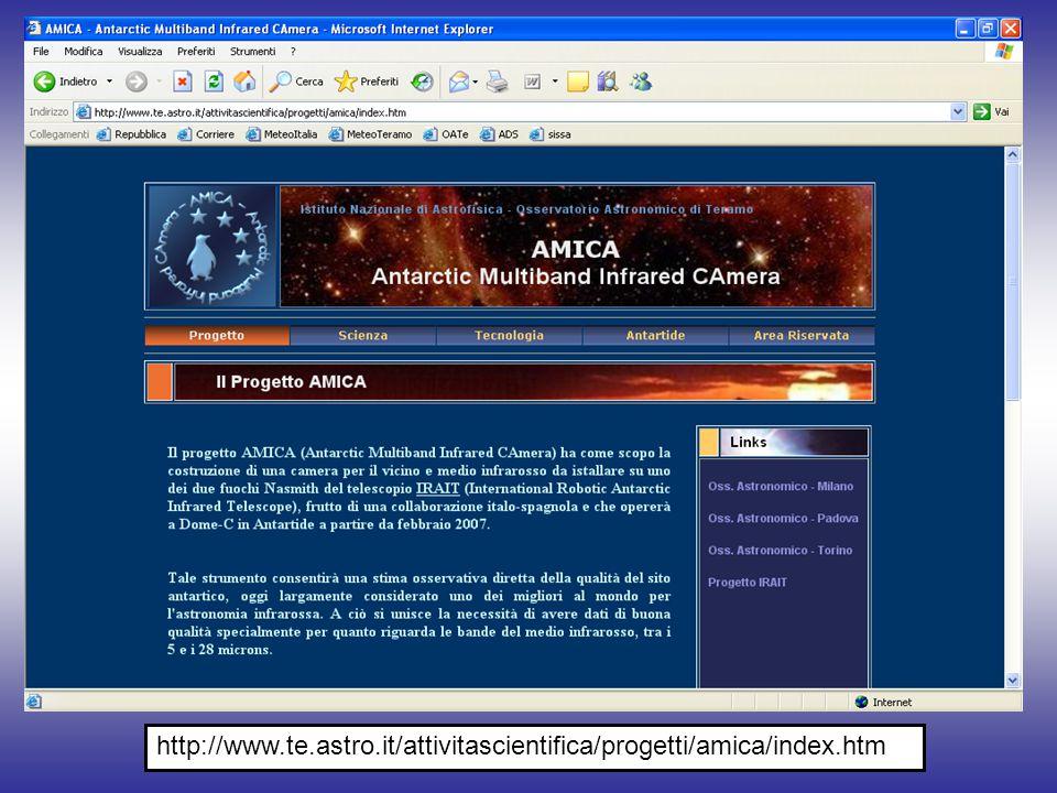 http://www.te.astro.it/attivitascientifica/progetti/amica/index.htm