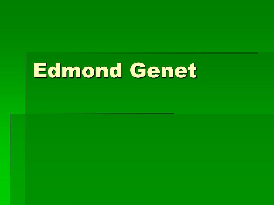 Edmond Genet