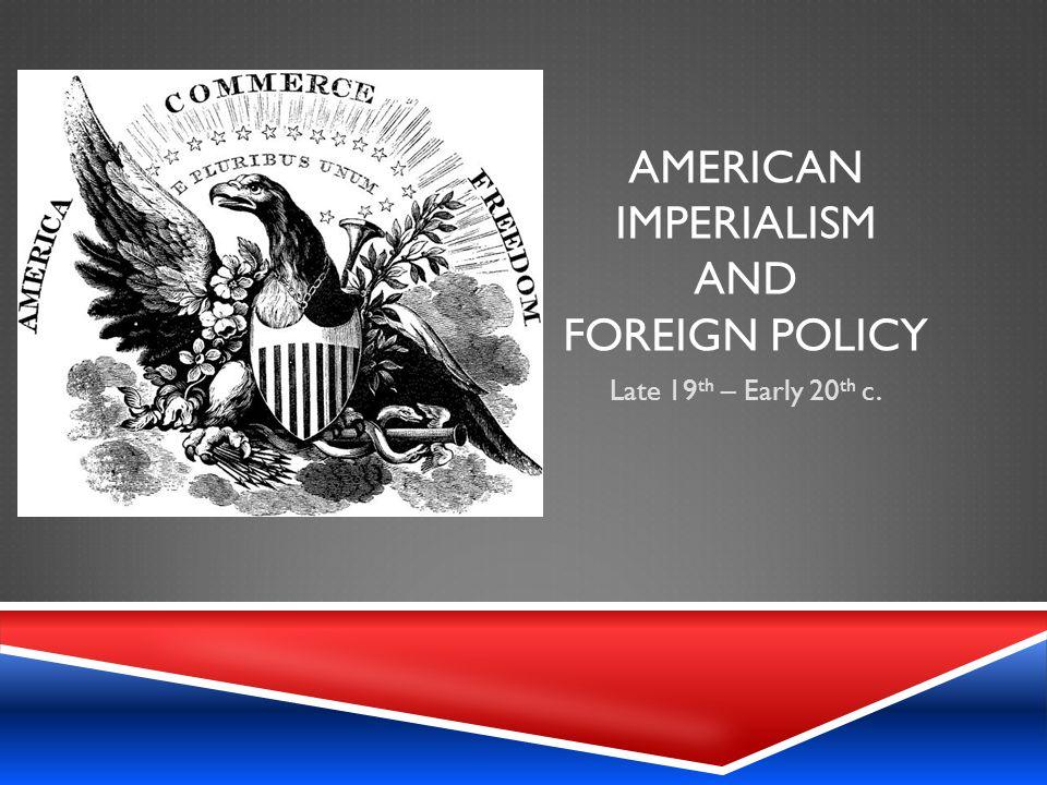 SPANISH-AMERICAN WAR (1898)  Platt Amendment (supersedes the Teller Amendment) – Post War  Cuba must accept P.A.
