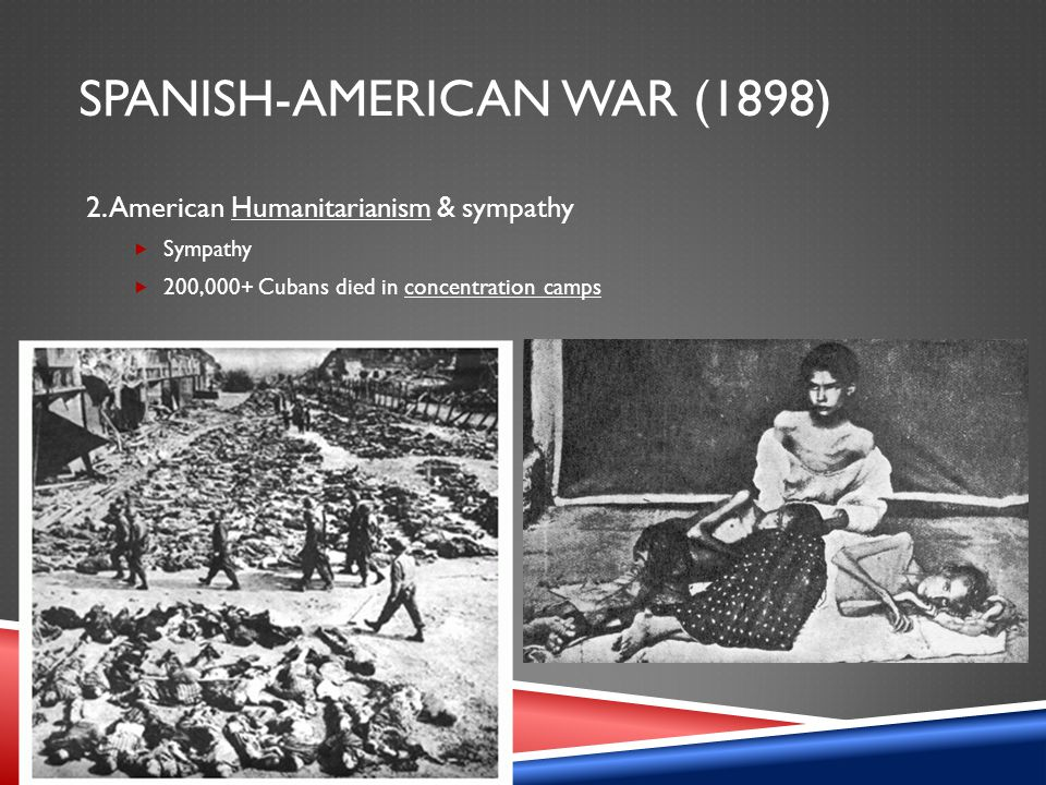 SPANISH-AMERICAN WAR (1898) 2.