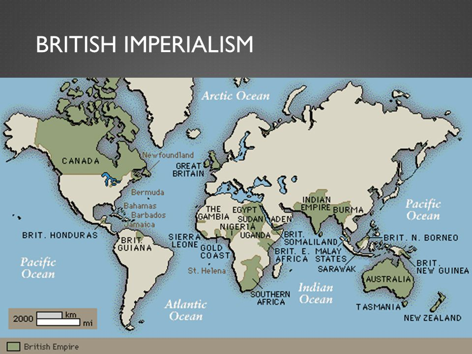 BRITISH ACHIEVEMENTS