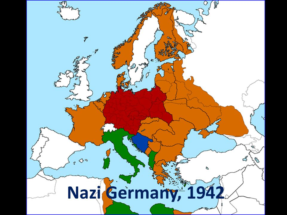 Nazi Germany, 1942
