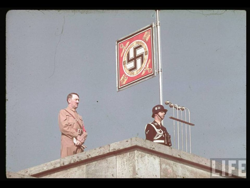 Hitler, along with the leaders of Italy and Japan, introduced a new form of government often called, Totalitarianism.