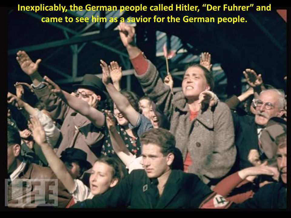 For the next several months, the armies of Nazi Germany looked as though they would invade and conquer all of Europe.