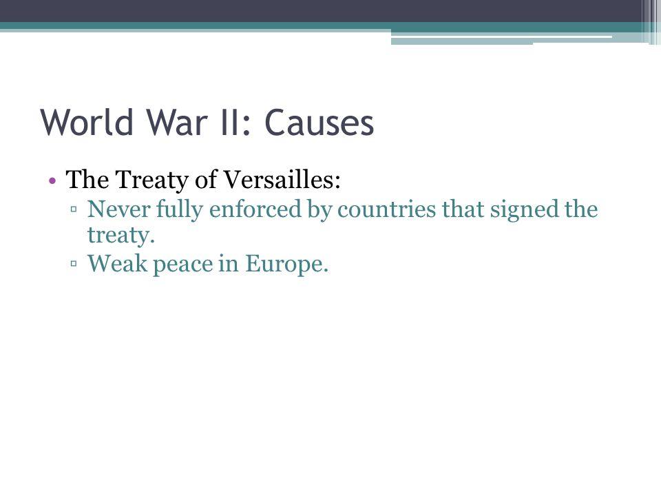 World War II: 1940