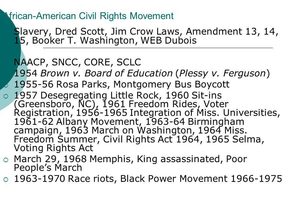 analysis of civil rights movement essay Teacher's edition for civil rights movement: desegregation with discussion & essay questions designed by master teachers and experts who have taught civil rights movement: desegregation.
