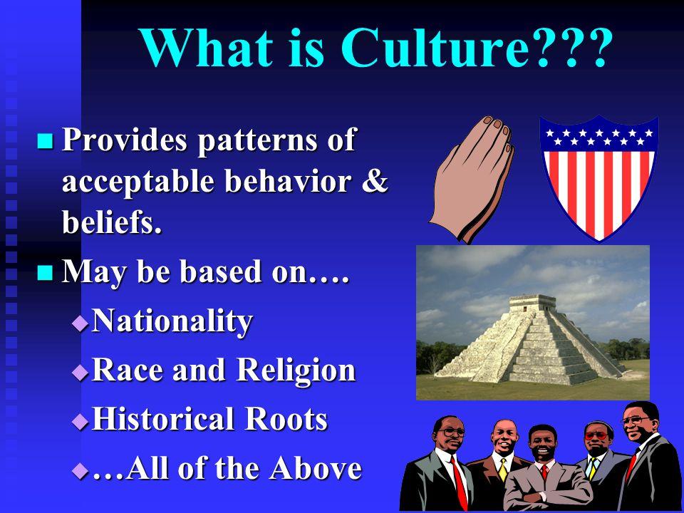 Good Intercultural Communicators Are….