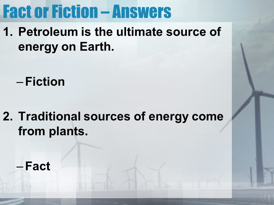 Transfer of Solar Energy The Sun is the ultimate source of energy on Earth.