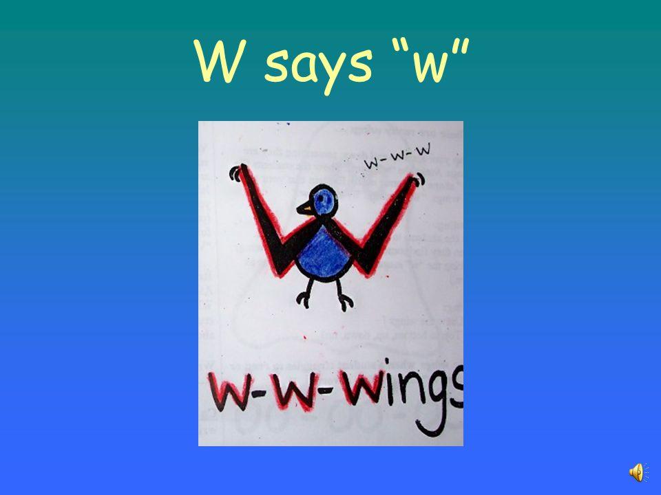 V says v