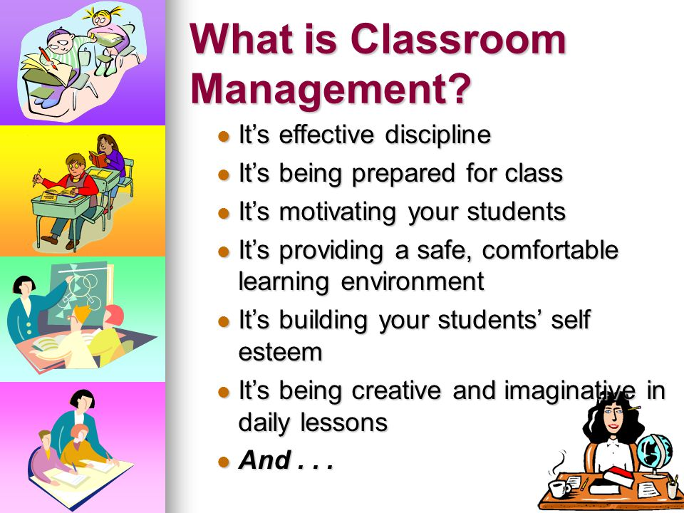 Classroom Management Scenarios Read your groups scenario Read your groups scenario Provide a possible solution and be ready to share.
