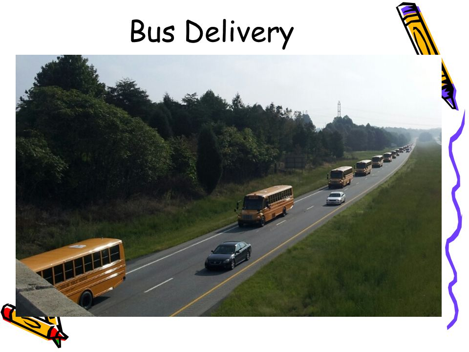 Bus Delivery
