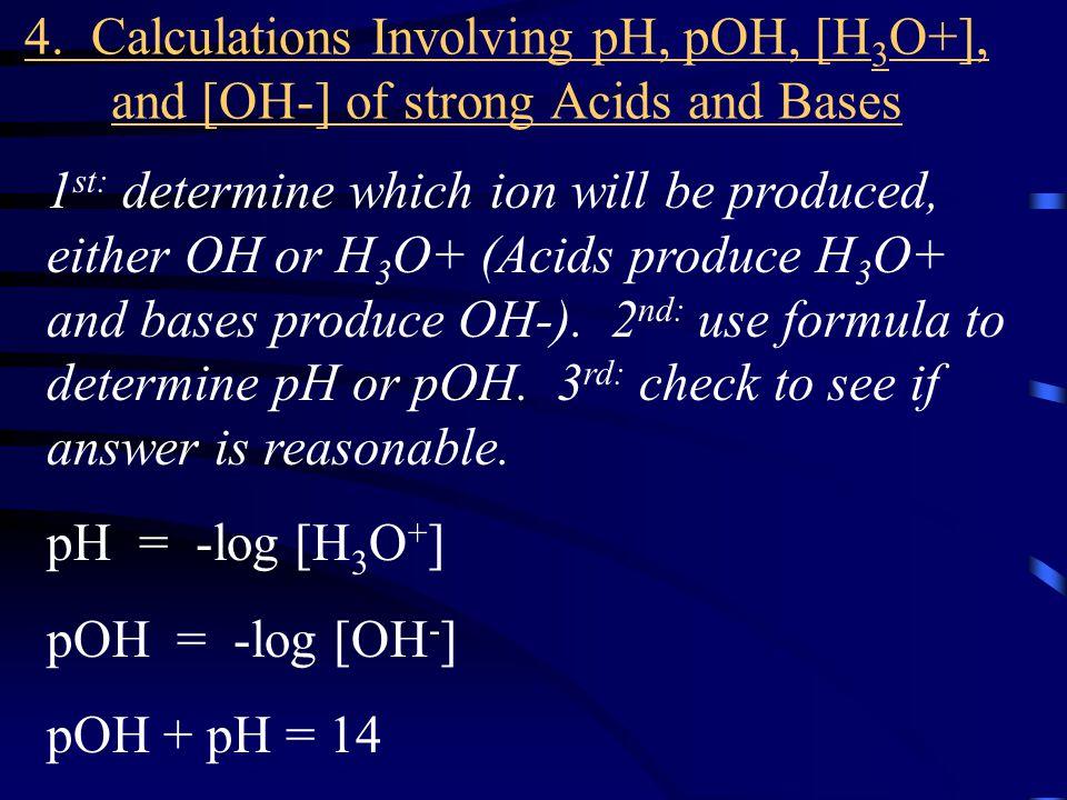 [H 3 O +1 ] [OH -1 ]