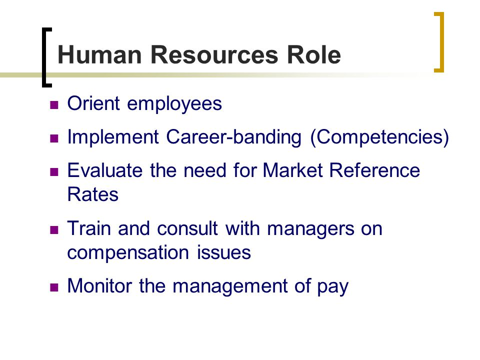 Define the Business Need Consider departmental goals and objectives Consider workforce planning needs Consider the availability of workers Consider funds available Recruitment and Selection